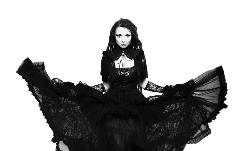 Goth dress1