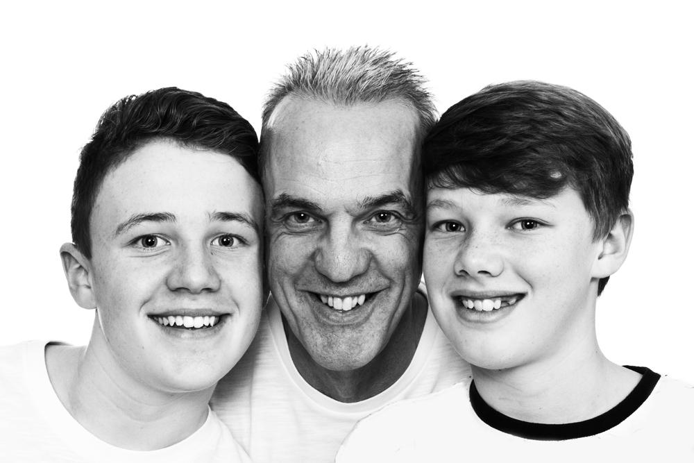 Dad n boys